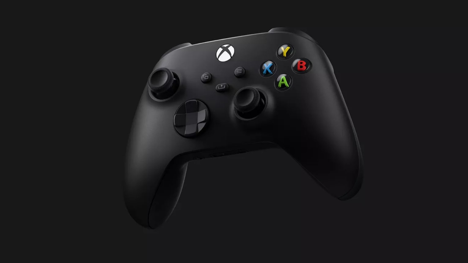 The black version of the controller spotted on Reddit.
