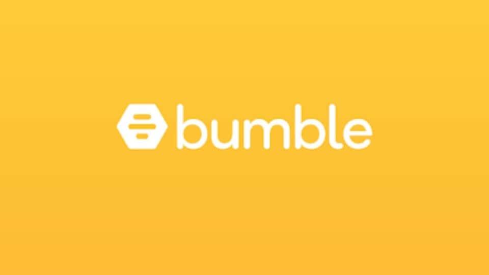 Bumble dating app.