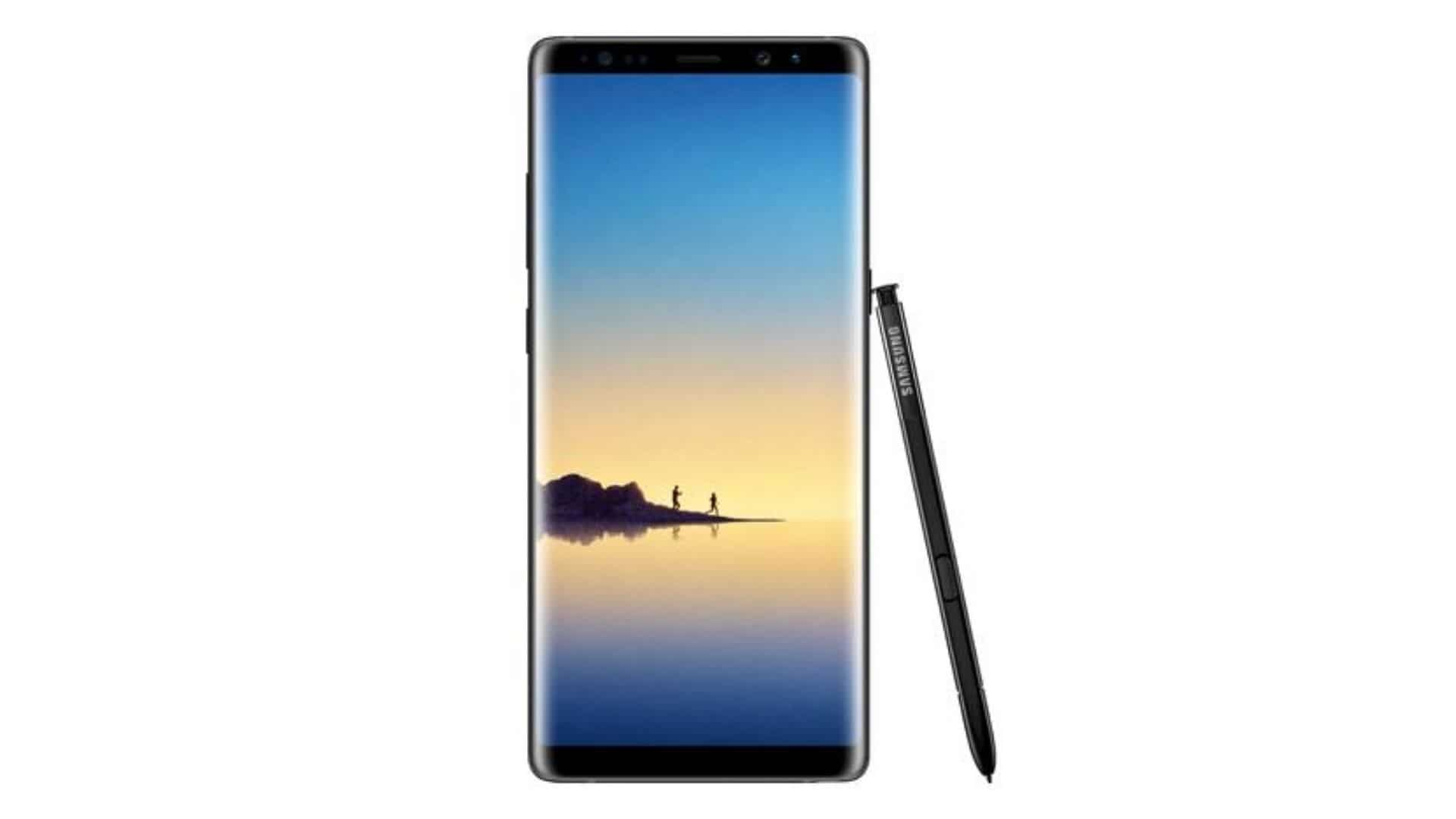 The Galaxy Note 8 offered a more premium-looking and still looks pretty good even now. It has a tall 6.3-inch QHD+ Super AMOLED display, dual rear cameras and 6GB of RAM. The phone offers up to 256GB of internal storage. Galaxy Note 8 launched with Android Nougat out-of-the-box.