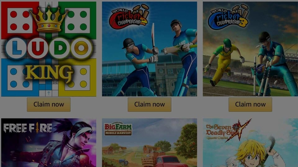 How Amazon Prime members can get free in-game content