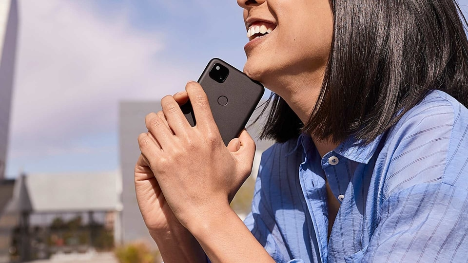 Google Pixel 4a to launch in October in India.