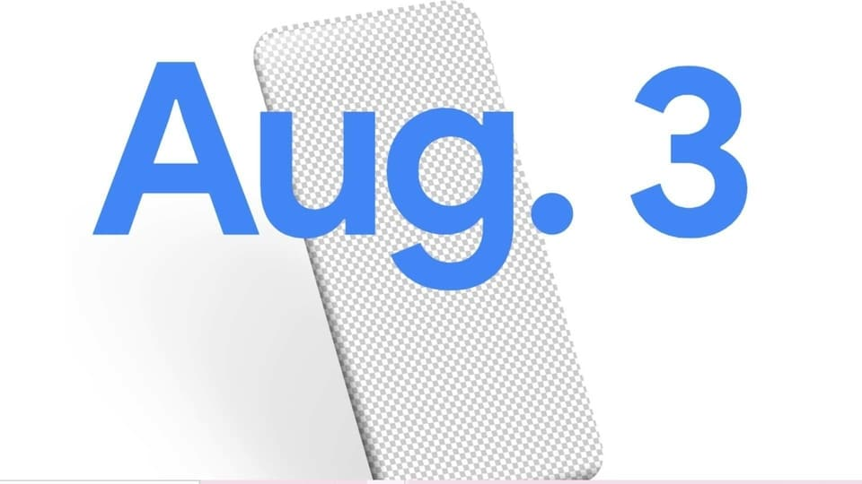 Google Pixel 4a launch today.