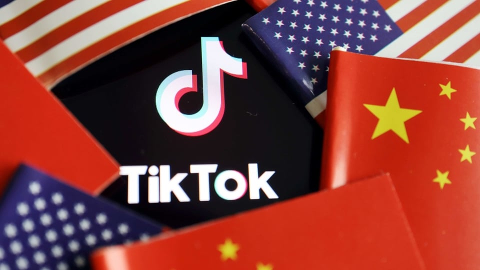 Zhang told staff on Monday in another internal letter that the company had started talks with a tech company so it could continue to offer the TikTok app in the United States.