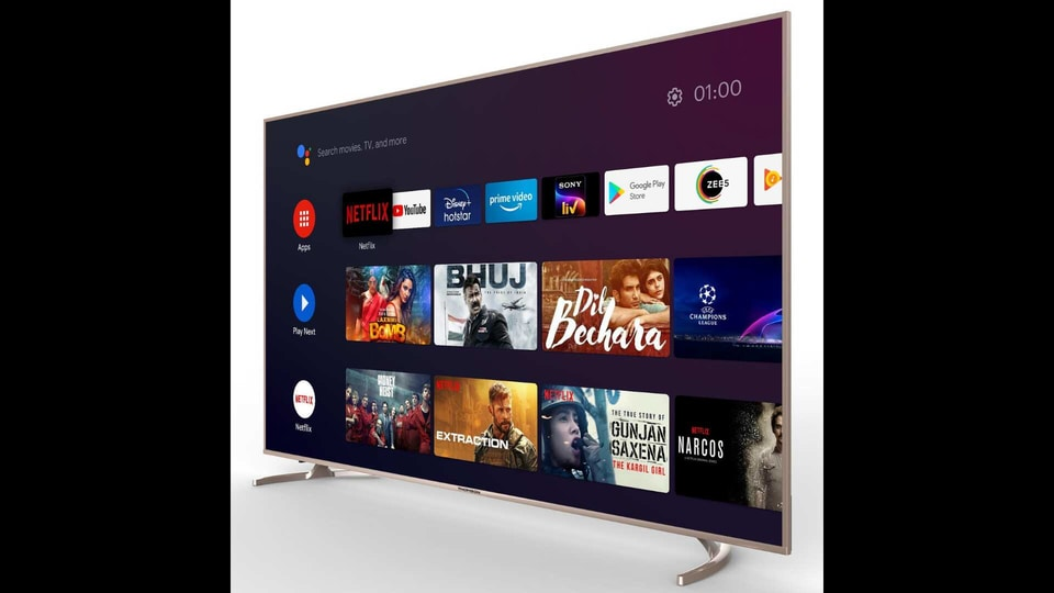 With sizes ranging from 32-inches and going all the way up to a premium 75-inches, these three ranges of TVs cover various price points starting from a very reasonable <span class='webrupee'>₹</span>10,999.