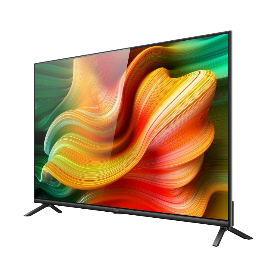 Imagine buying this TV for your parents and not having to break your head while you explain them 'how-to' over a call. Smart should not mean complicated and that's true for most AndroidTVs nowadays, including Realme's.
