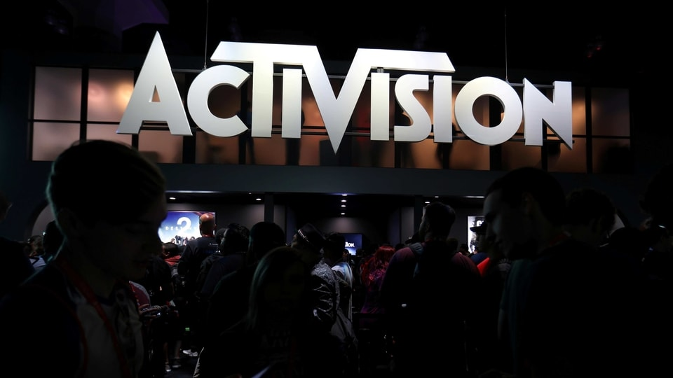 Activision shares fell as much as 3.4% in extended trading on Tuesday.