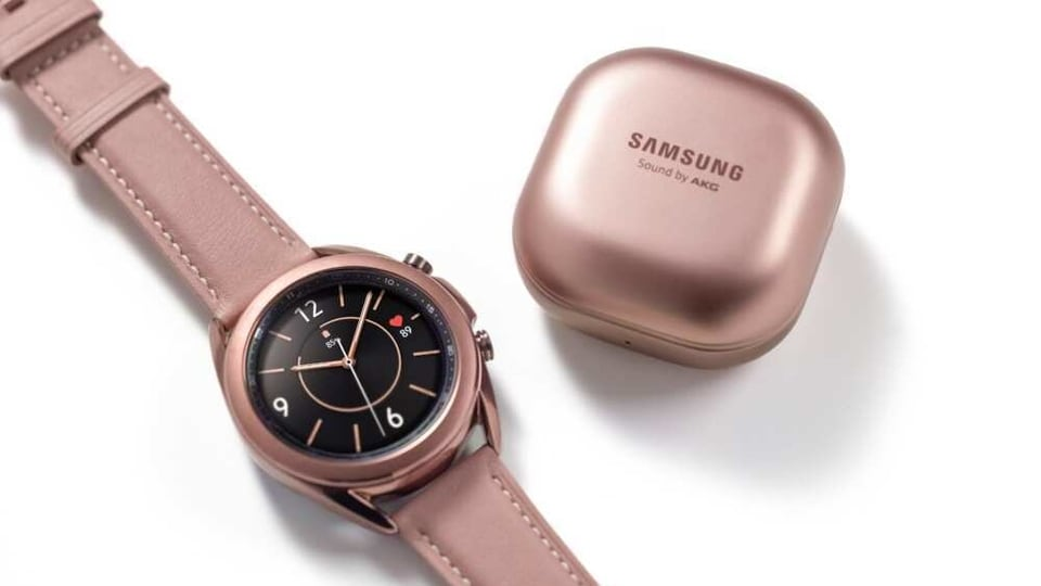 Galaxy Watch 3 will come in Mystic Bronze and Mystic Silver, while the Galaxy Watch 45mm variant will be available in Mystic Silver and Mystic Black.
