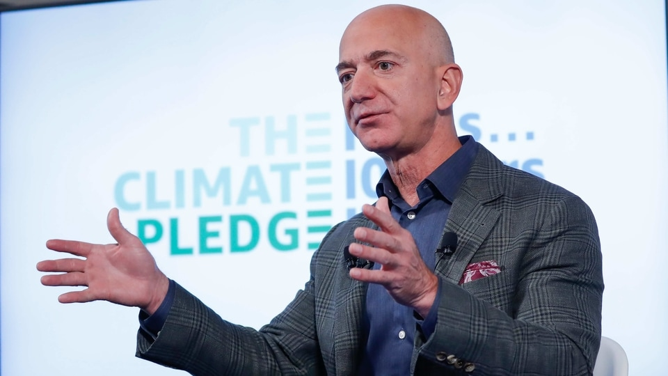 Many of the world's wealthiest people have become richer in 2020, but Bezos is pulling far ahead of the pack.