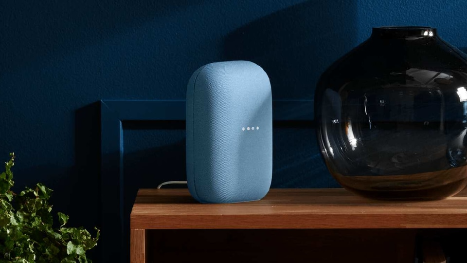 What's pegged to be launched later this month could well be the Google Nest Speaker that teased earlier in July.