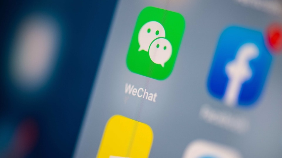 WeChat, owned by Chinese internet giant Tencent Holdings Ltd, is popular among Chinese students, expats and some Americans who have personal or business relationships in China.