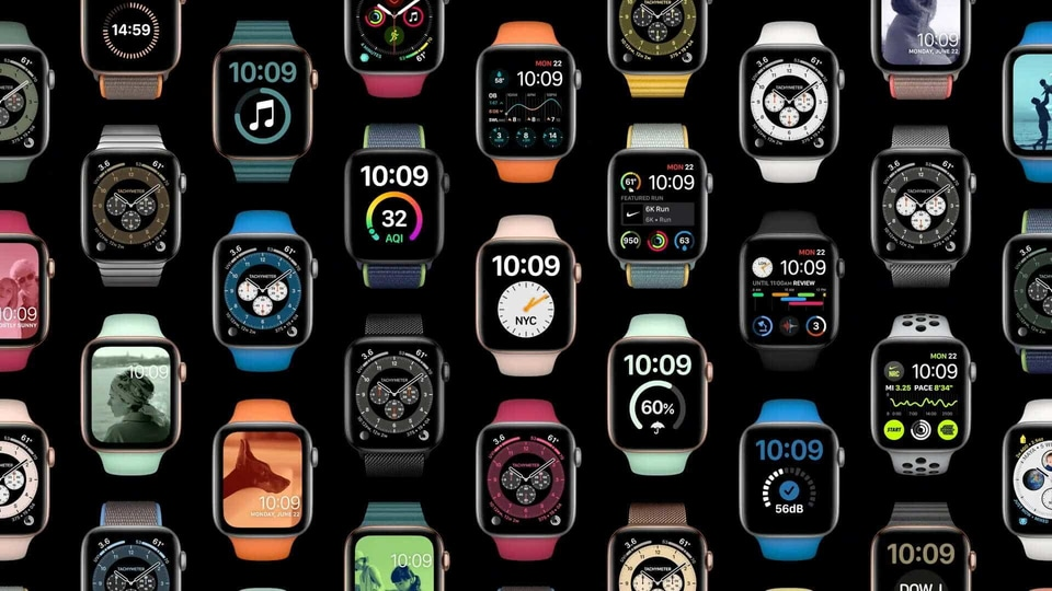 Apple issues first public beta of watchOS 7