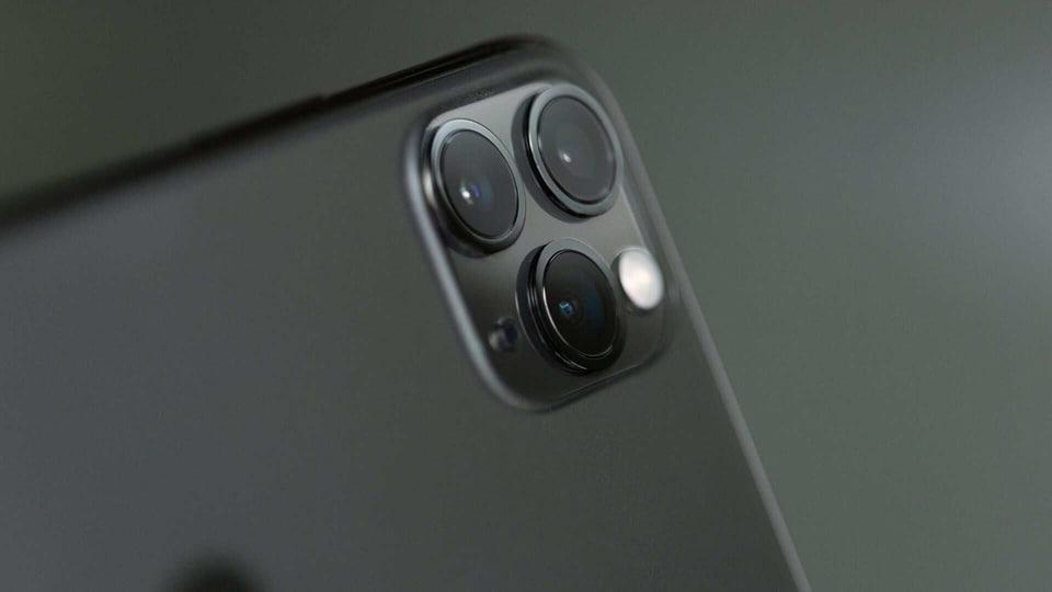 iPhone 11 Pro Max.