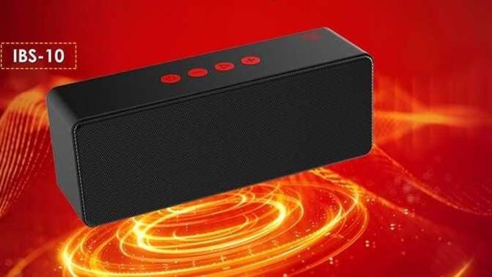 Itel Bluetooth speaker