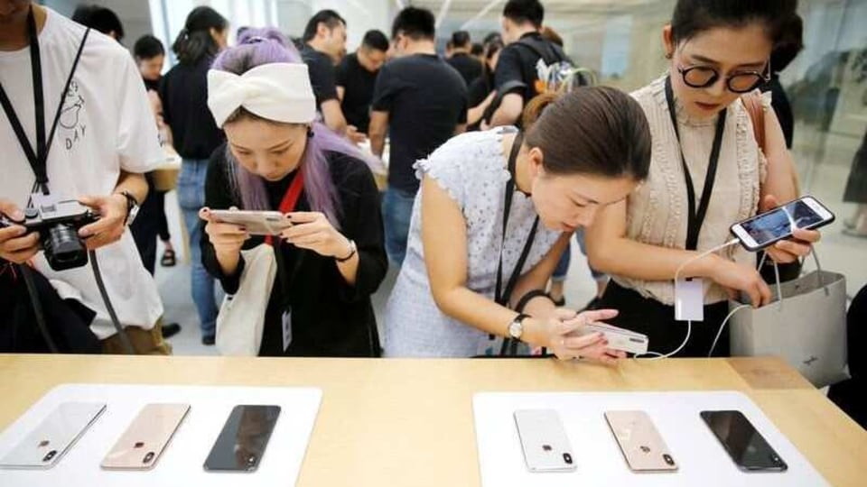 Intensifying trade tensions between Washington and Beijing have pushed device manufacturers to diversify their production bases away from China, and Liu last year said that Apple's most prized product, the iPhone, can be made outside China if needed.
