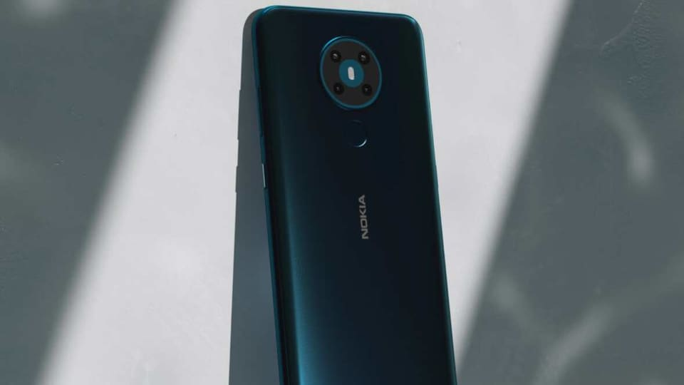 The Nokia 5.3 was launched earlier this year in Europe for 189 euros ( <span class='webrupee'>₹</span>16,750 approx).