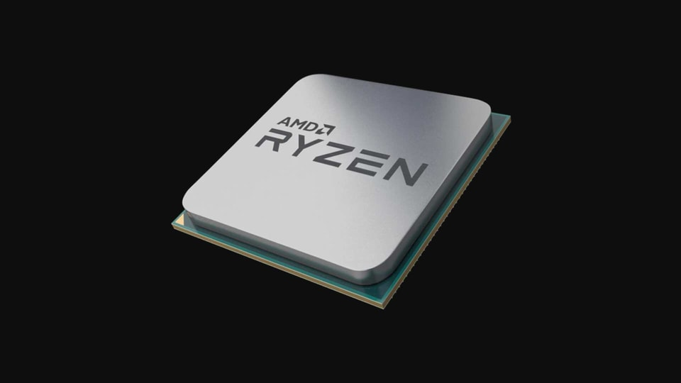 AMD Ryzen chipset