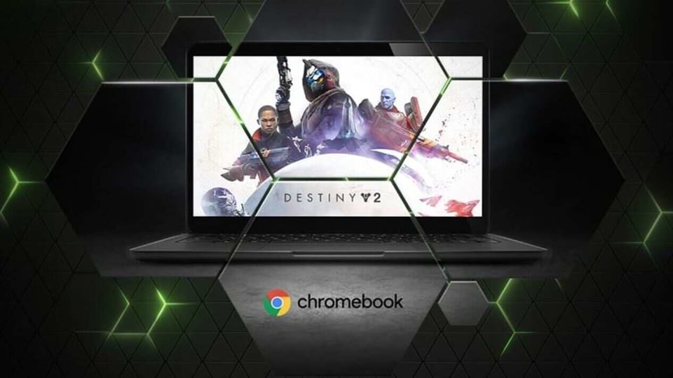 The company today announced that it was launching GeForce Now on ChromeOS in beta mode.
