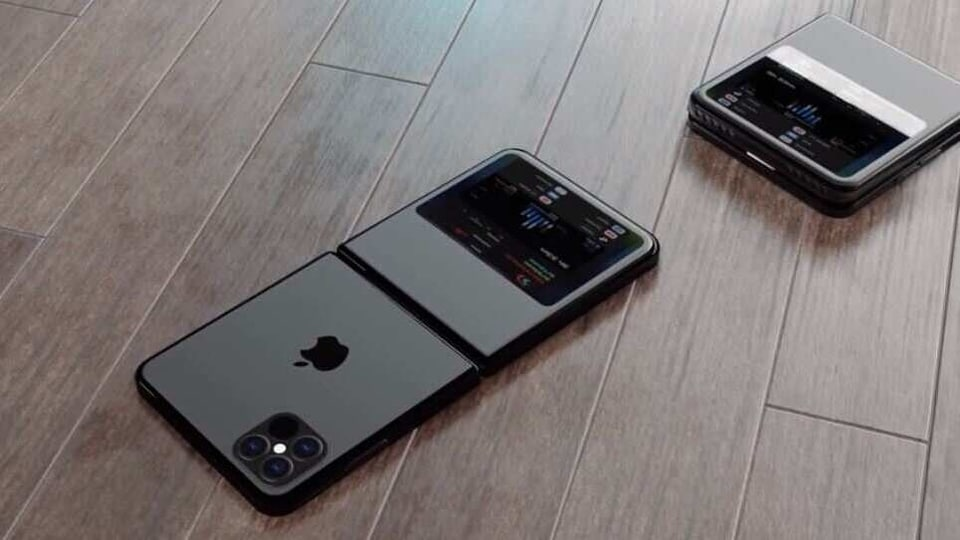 Apple's foldable iPhone will come with a self-healing screen