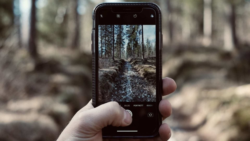 Best smartphones for photography.
