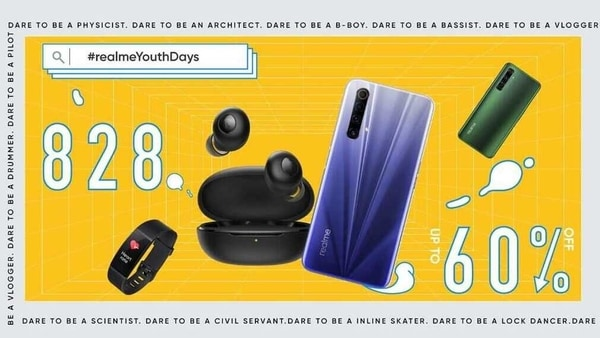 Realme Youth Days Sale