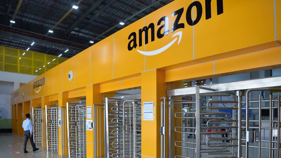 Future Retail, Amazon India's brick and mortar retail partner, is in discussions with lenders led by State Bank of India to raise cash to help pay the interest on the dollar security, but the banks had declined to commit to the financing, people familiar with the matter said Thursday.