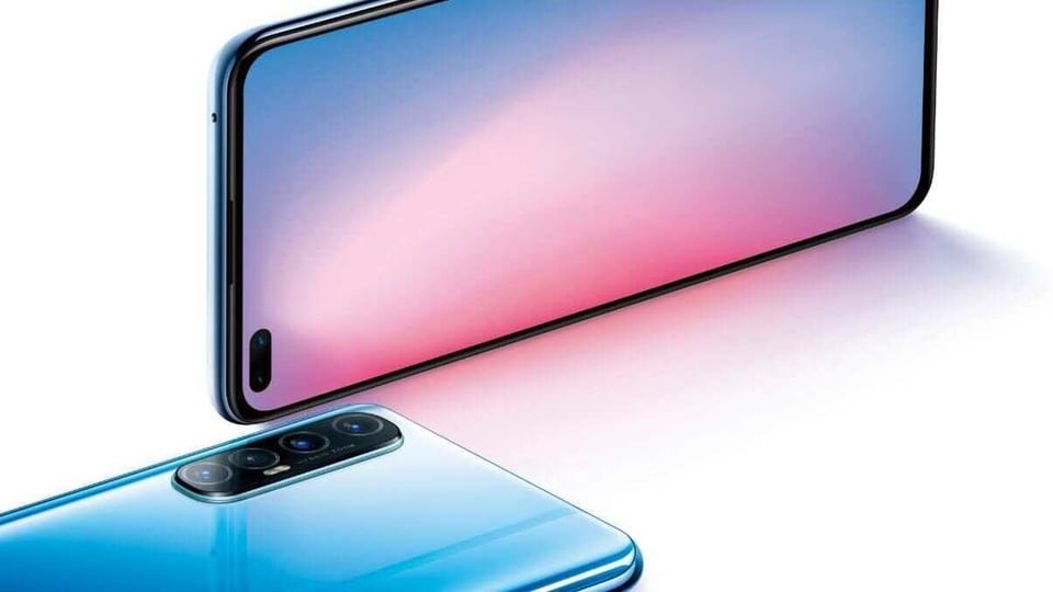 Oppo F17 Pro is coming soon
