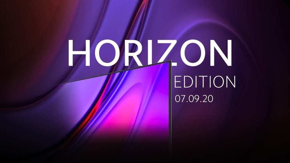 Xiaomi Mi TV Horizon Edition