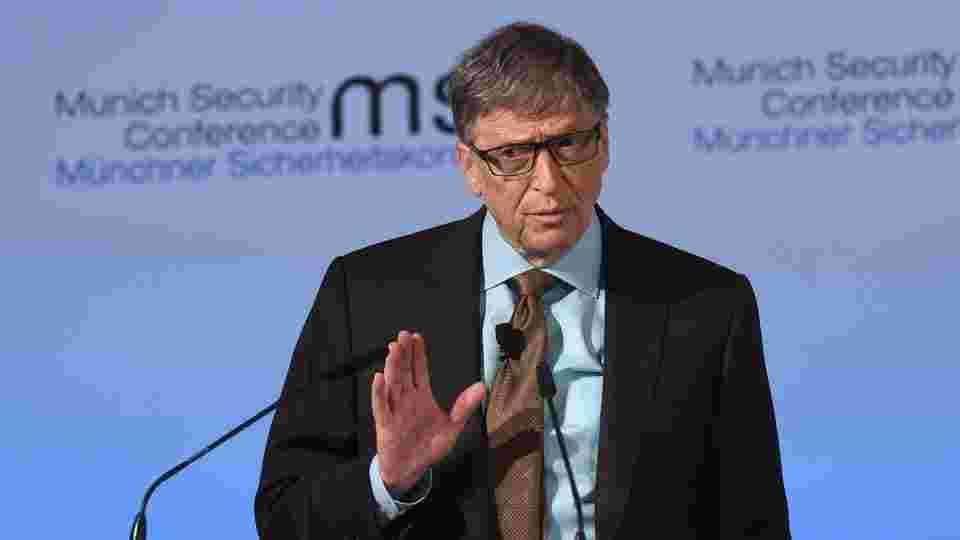 Microsoft founder Bill Gates