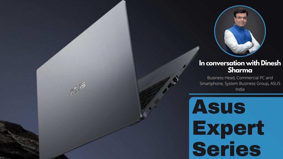 Asus Expert Series.