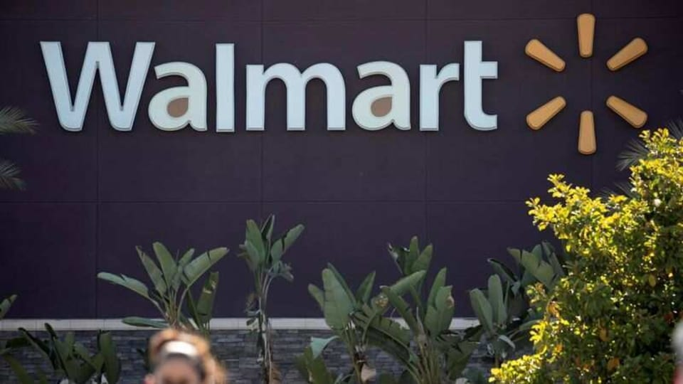 Walmart is expected to take 6% of all online sales in the US this year, compared to Amazon's 38%, according to market research firm eMarketer.