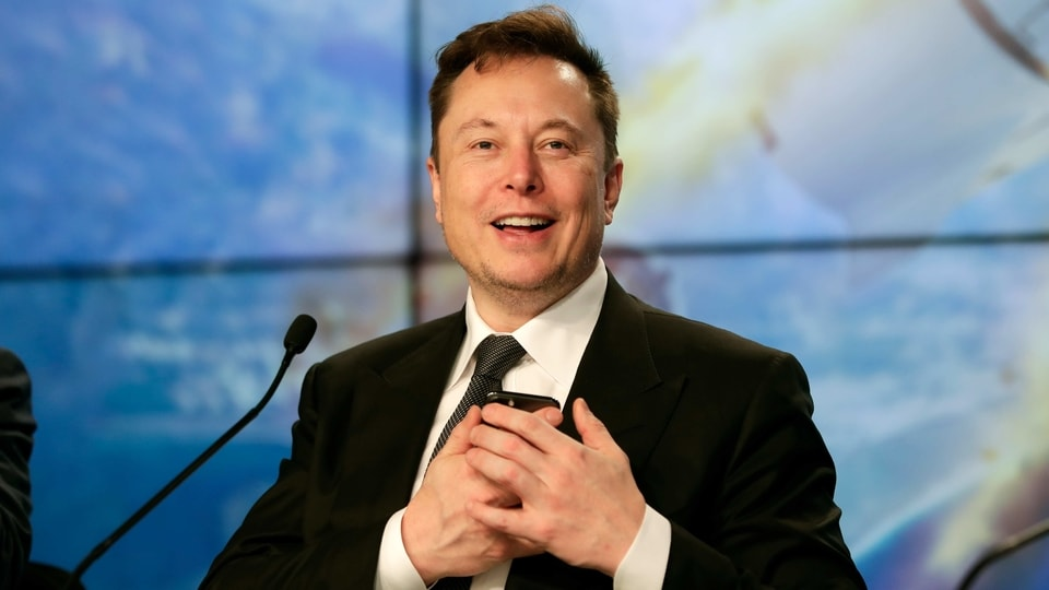 Musk still has a long way to become the world's richest person.