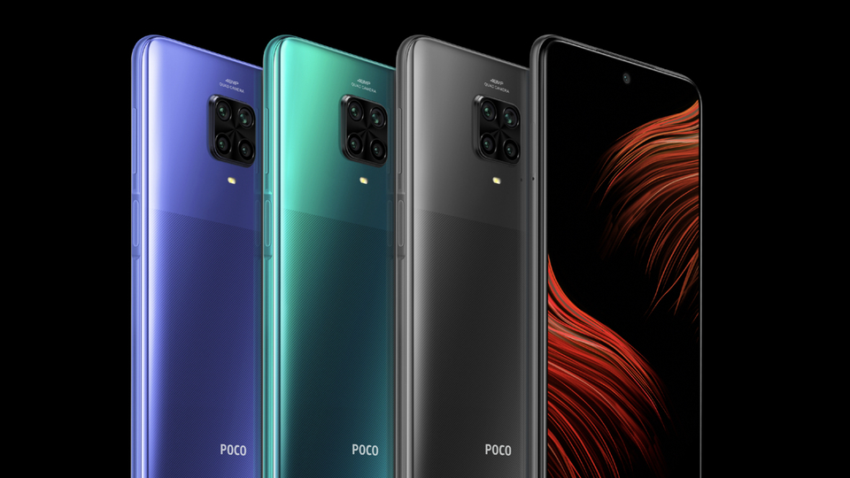 Poco X3 is coming soon