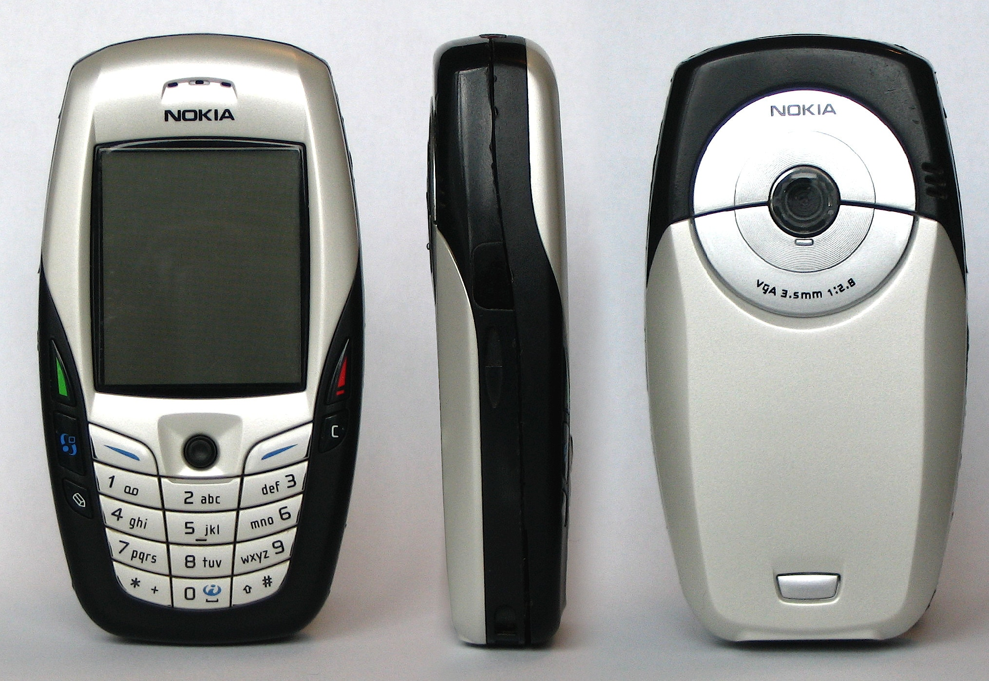 Nokia is known for its icon feature phones such as the Nokia 1100, Nokia 1200, Nokia 3100 and Nokia 6600 among others.