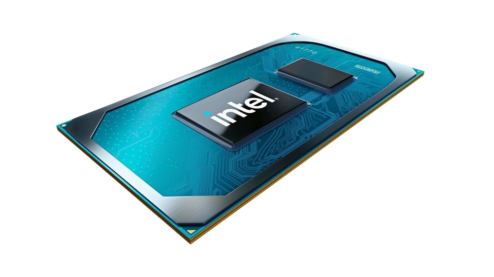 Intel 11th-gen processor