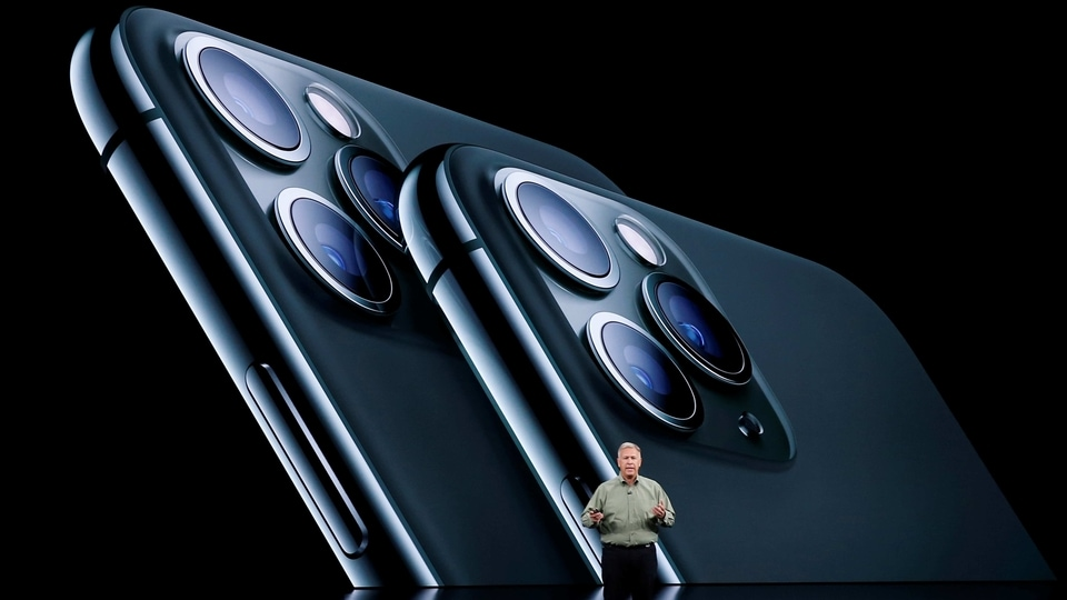 iPhone 11 Pro Max and Pro, the premium models of the iPhone 11 series, ranked 7th and 10th.