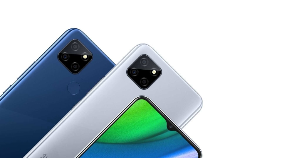 Realme V3 launched