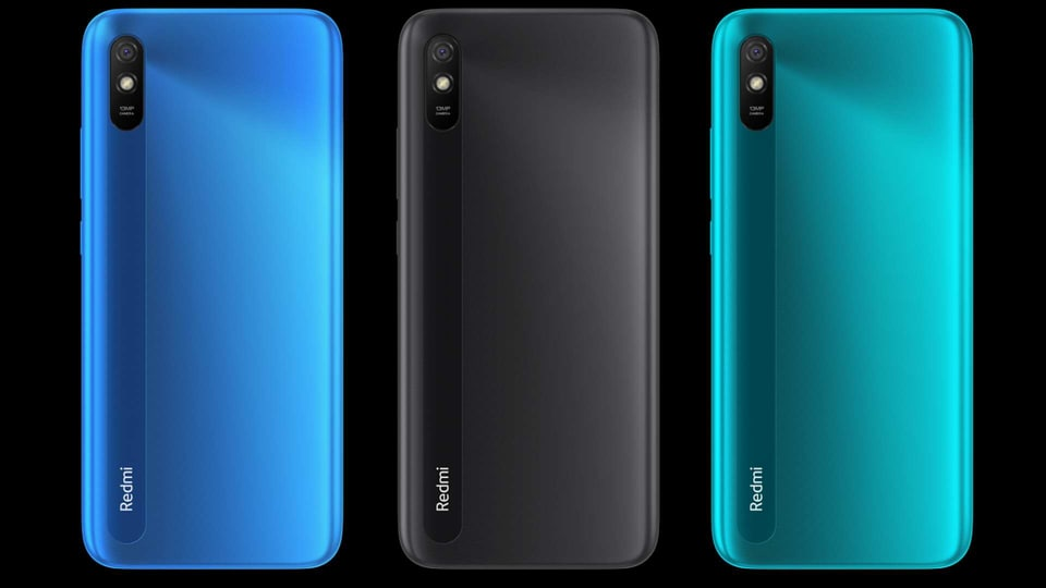 Redmi 9A features a 6.53-inch HD+ IPS LCD display with a 20:9 aspect ratio.