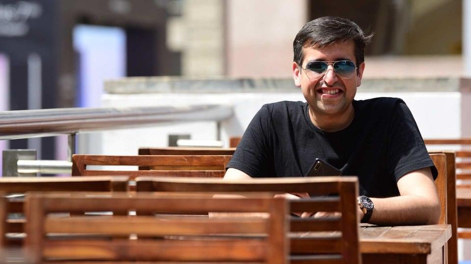 Realme India and Europe CEO, Madhav Sheth