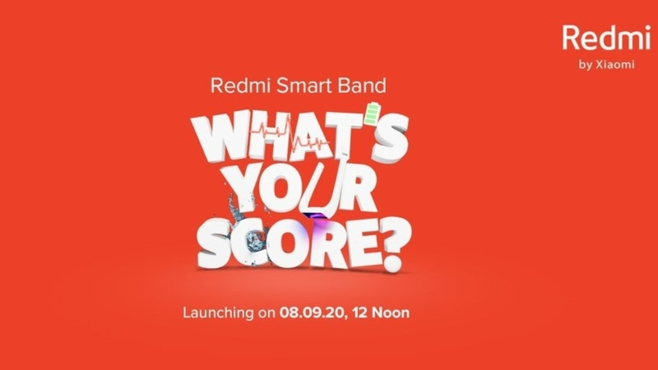This smart band is the first one from the company in India, following a Redmi Band that was launched in China earlier in April this year.