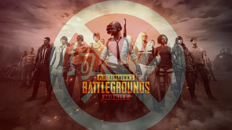 PUBG Mobile banned in India.