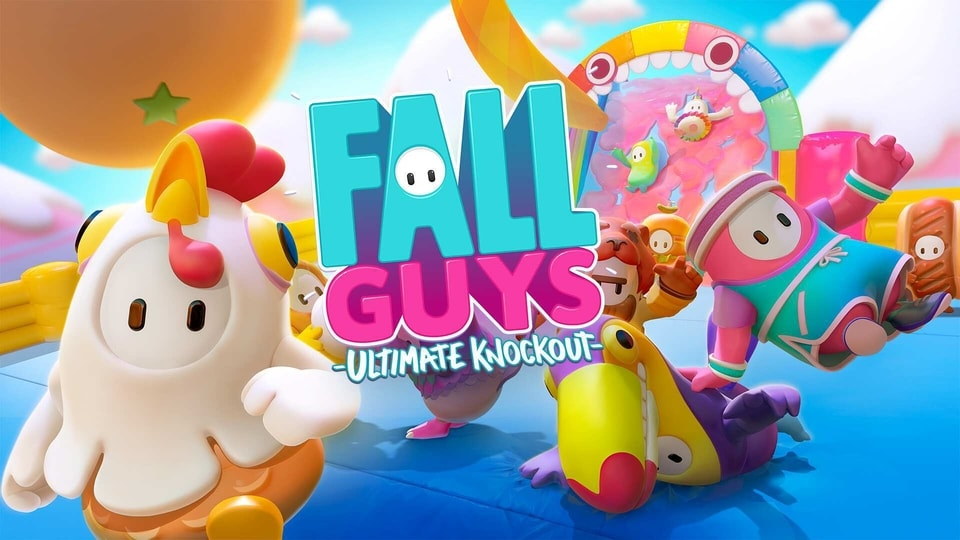 Characters from the Fall Guys title from Tonic Games are seen in this handout picture provided to Reuters on August 26, 2020. Fall Guys - Mediatonic/Handout via REUTERS   THIS IMAGE HAS BEEN SUPPLIED BY A THIRD PARTY. MANDATORY CREDIT. NO RESALES. NO ARCHIVES.