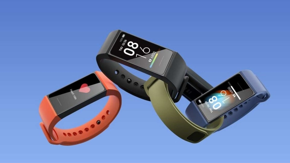 Redmi Smart Band.