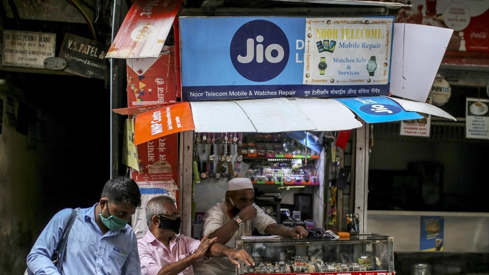 Reliance, India's most highly-valued company, in July said Alphabet Inc's Google will invest $4.5 billion in its digital unit.