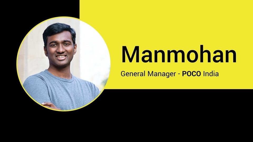 C Manmohan, Poco India