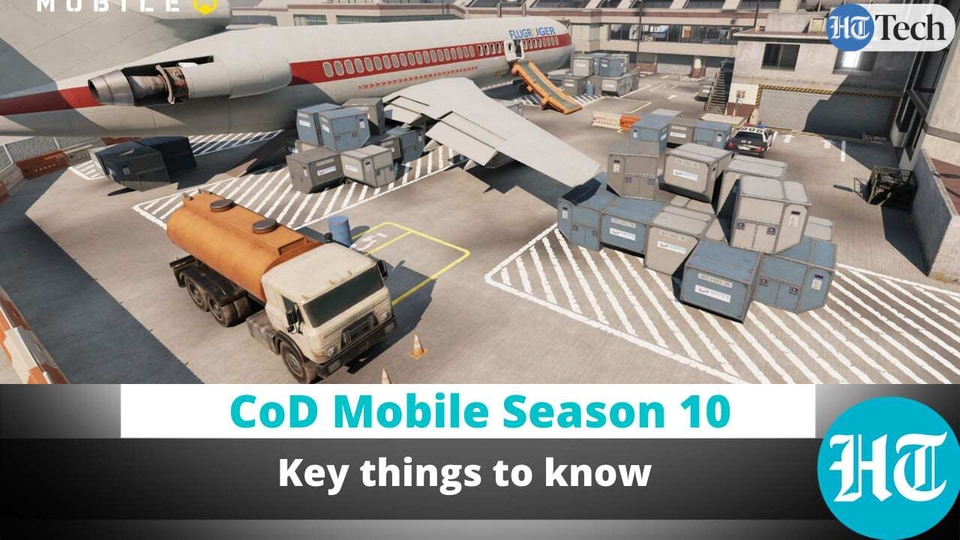 Call of Duty Mobile Season 10 launched