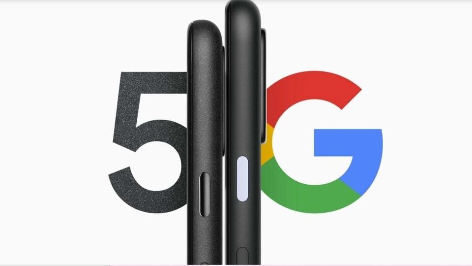 Google Pixel 4a 5G, Pixel 5 launch event.