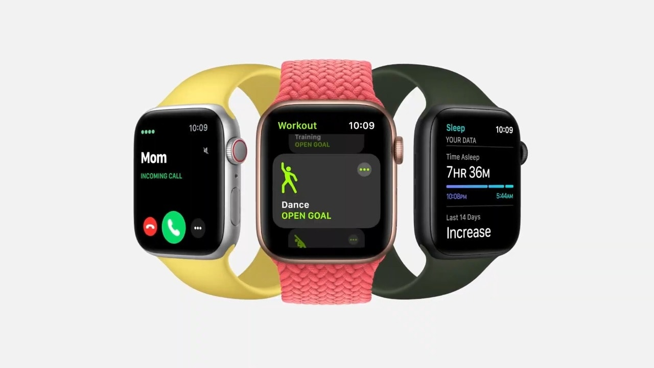 The more 'affordable' Apple Watch SE has prices starting from  <span class='webrupee'>₹</span>29,900.