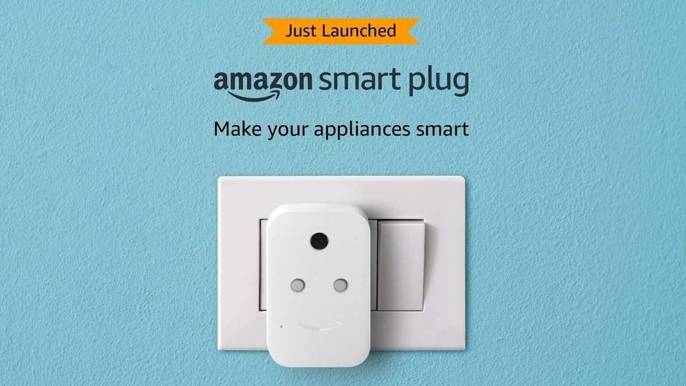 Amazon Smart Plug now in India