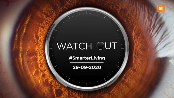 The smartwatch is going to come with a circular dial, corroborated by the picture of the eye tweeted by the brand as the teaser, and a 1.39-inch AMOLED display as-is on the Mi Watch Color.
