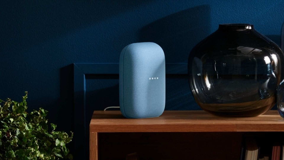 Google Nest smart speaker launching on September 30.